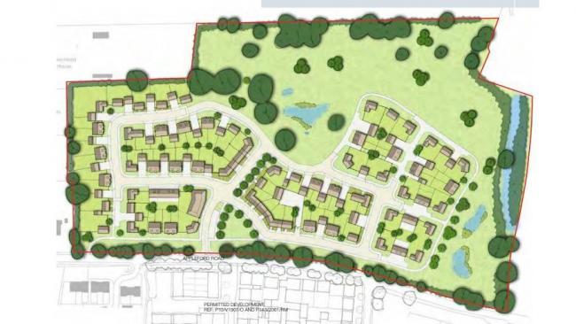 New homes plan for Sutton Courtenay refused by Vale of White Horse council