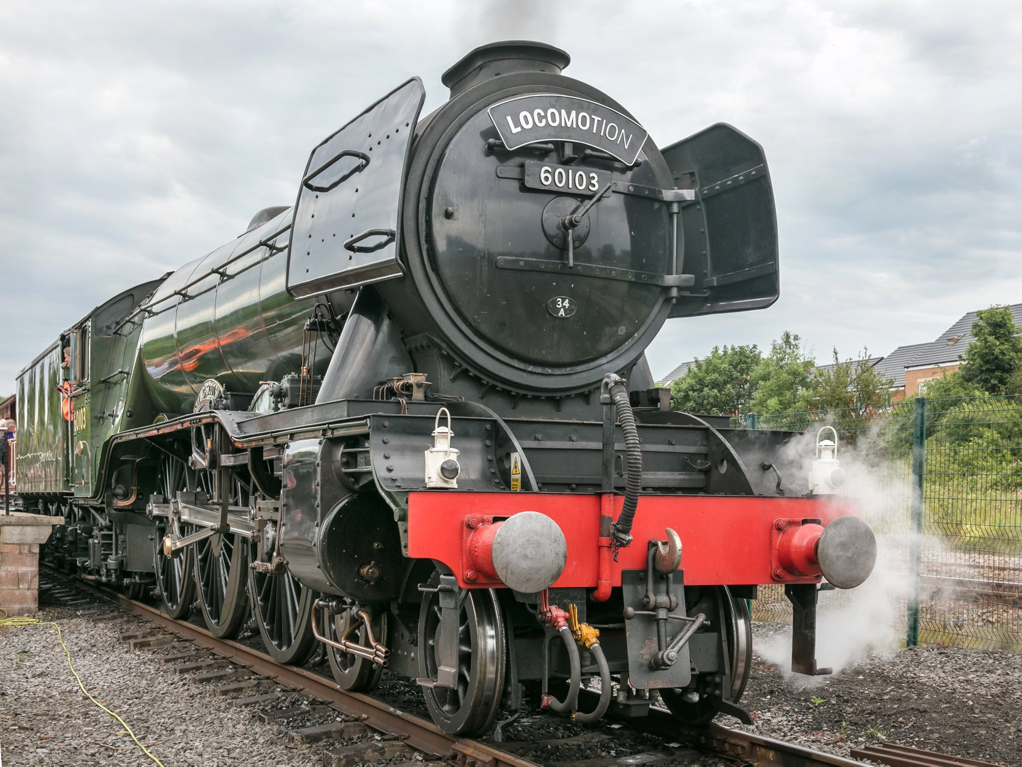 The Flying Scotsman's coming to Oxfordshire (here's when you can see it)