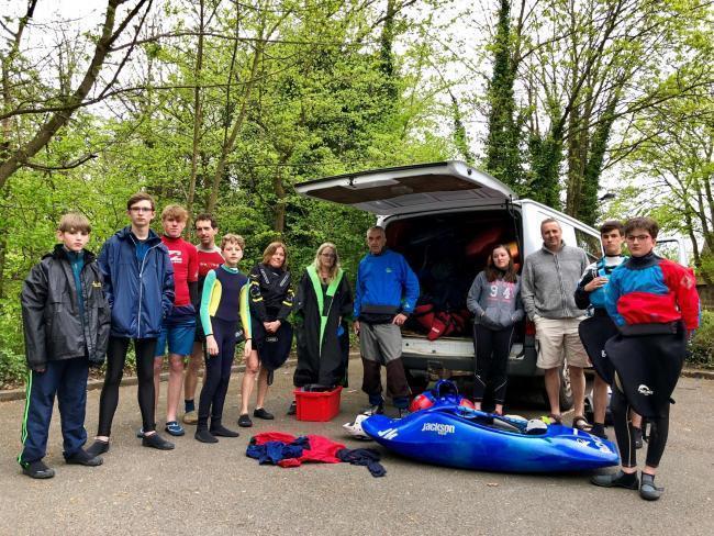 Homeless Abingdon canoe club launches £30k justgiving fundraiser