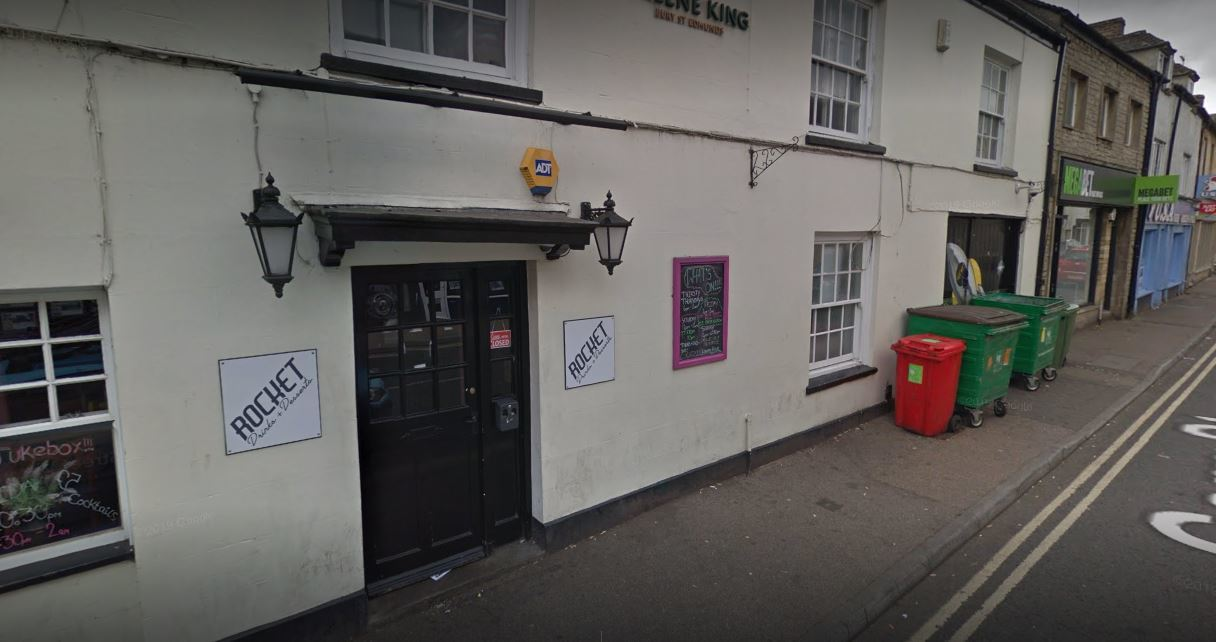 No jail for attack at Rocket club, Witney, as Oxford judge blames victim