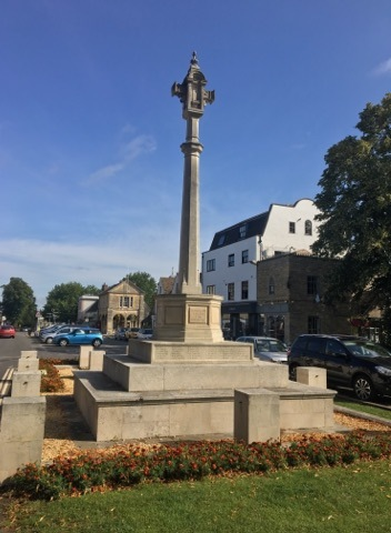 Witney memorial will pay tribute to woman who died in Great War