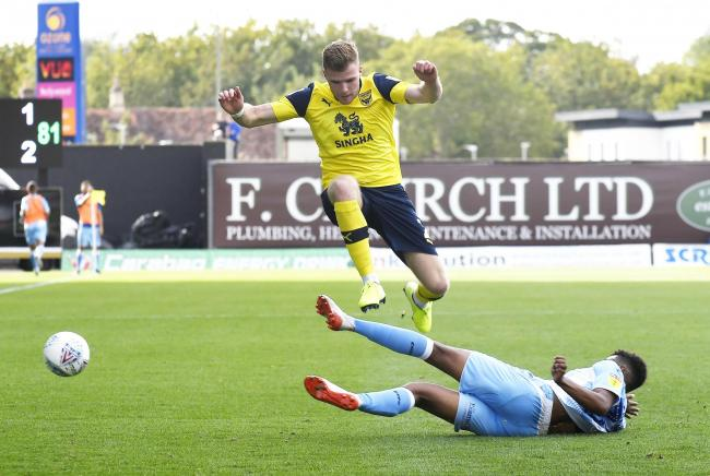 Oxford United Player Ratings V Coventry City Vote For Your
