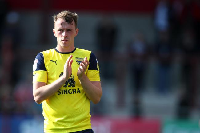 Sam Long has impressed when called upon by Oxford United   Picture: Robbie Jay Barratt