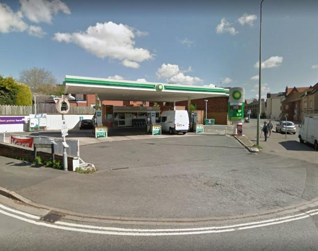 The BP garage in Vineyard, Abingdon. Picture: Google Maps