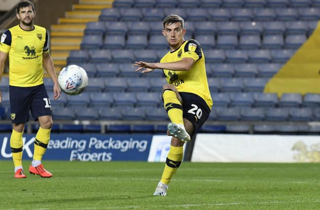 Jamie Hanson has featured in eight of Oxford United's ten matches this season   Picture: David Fleming