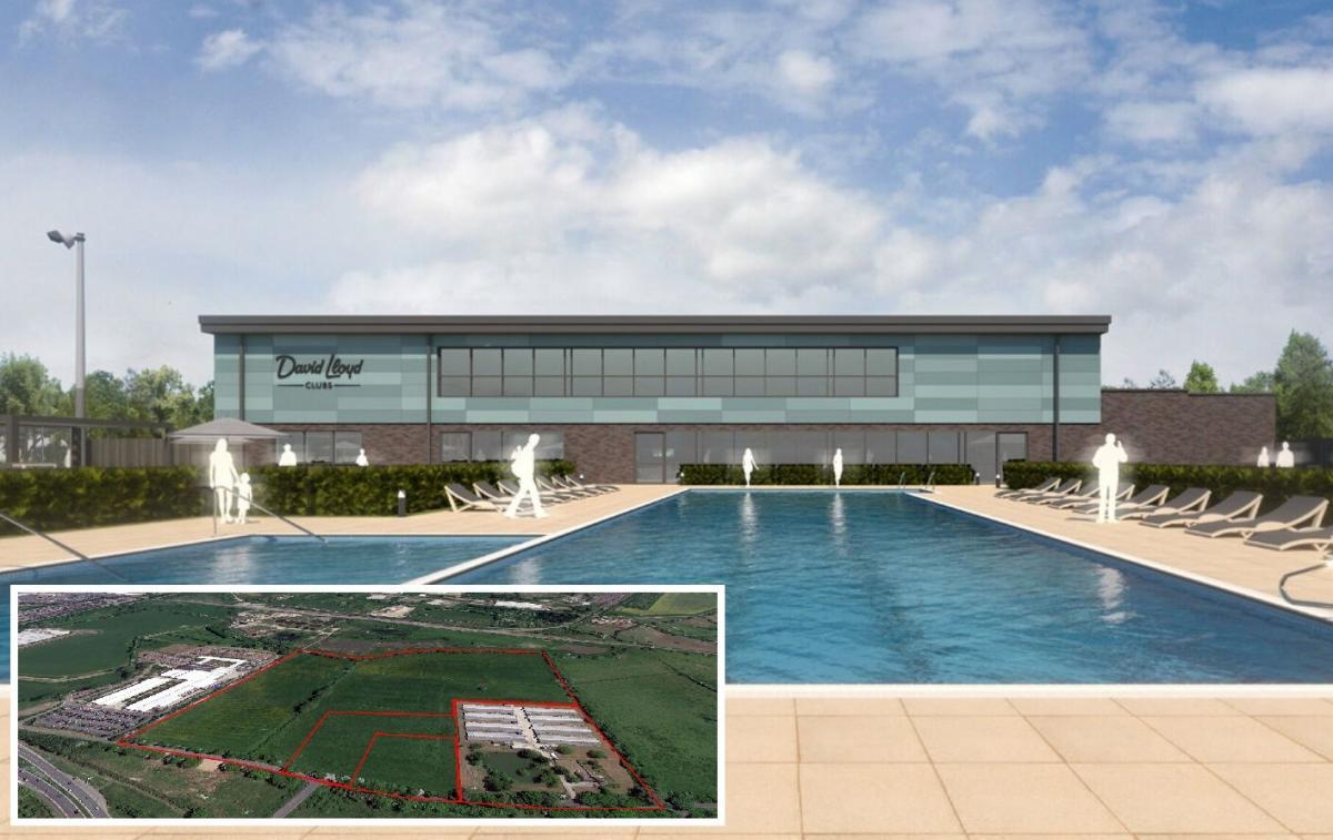 Original kaufen ungleich in der Leistung niedrigerer Preis mit Spa, tennis courts and swimming pools planned for new ...