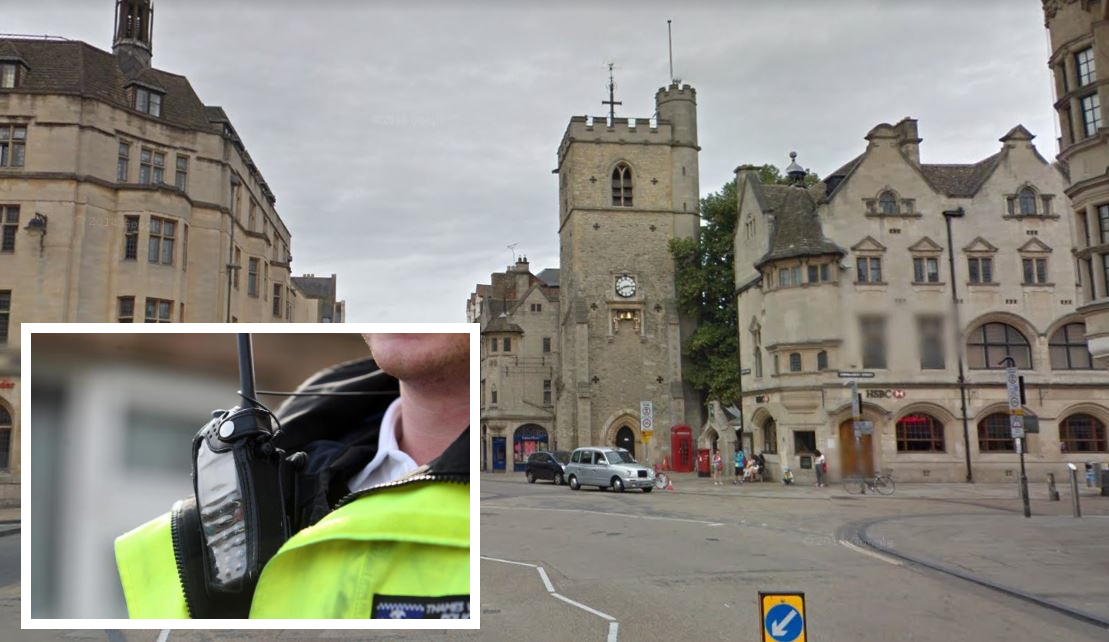 Man's jaw broken after fight in High Street Oxford