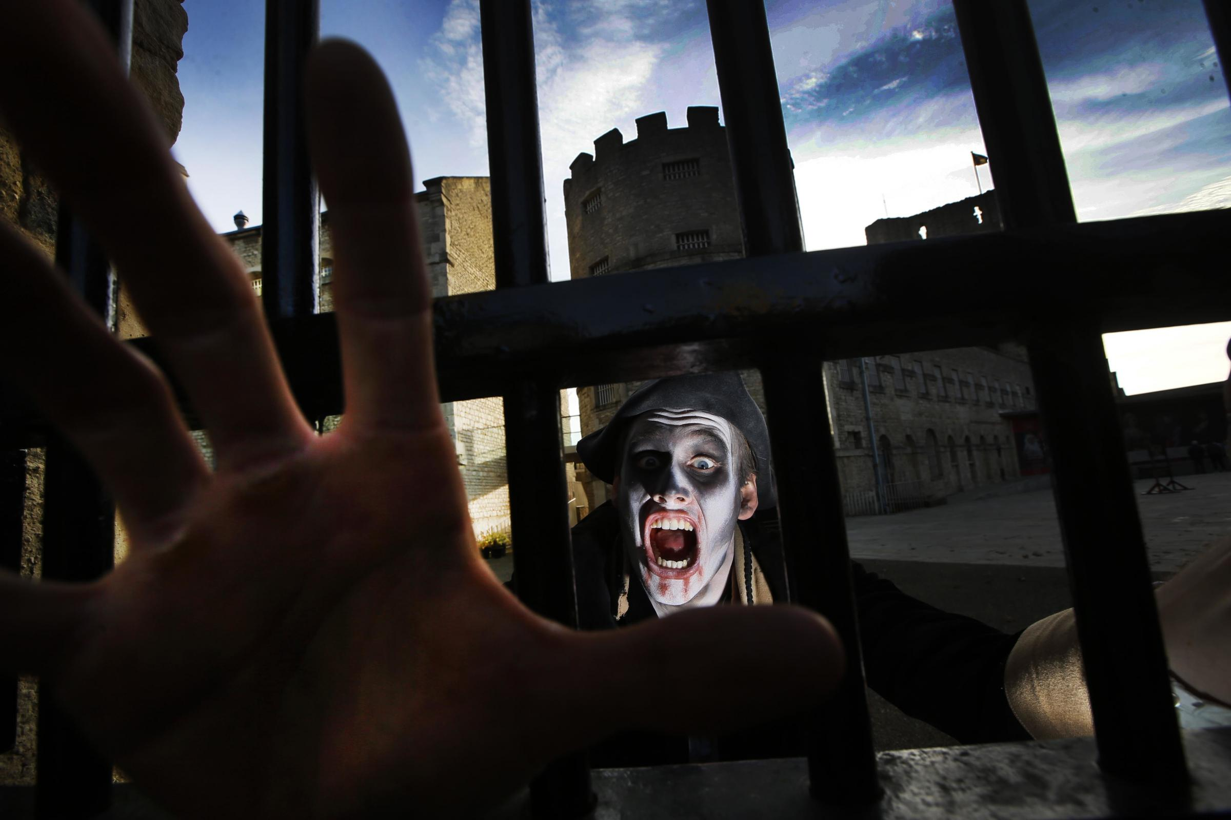 Spooky Ghostfest to return for 10th year at Oxford Castle