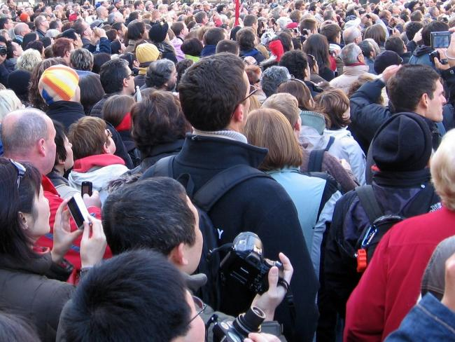 The county could become more crowded (stock image)