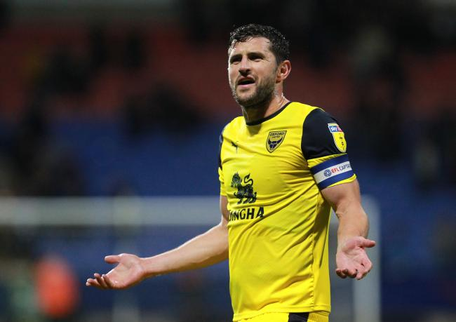 Oxford United captain John Mousinho has serious concerns for the football industry post-coronavirus Picture: Richard Parkes