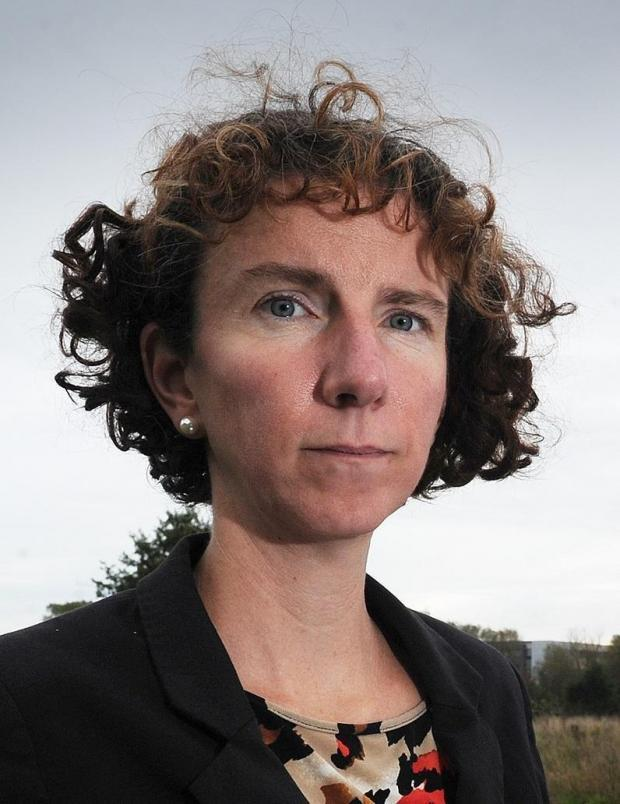 Oxford East MP Anneliese Dodds