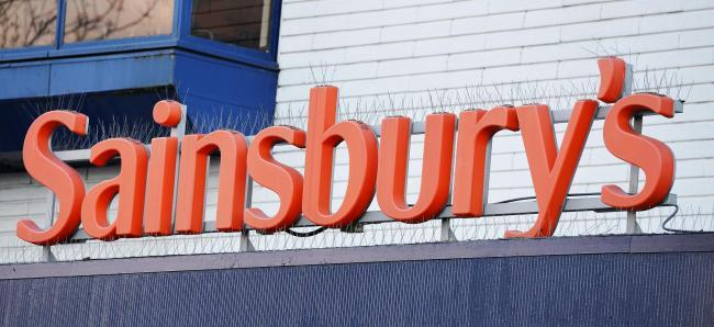 Sainsbury's bans couples from shopping together