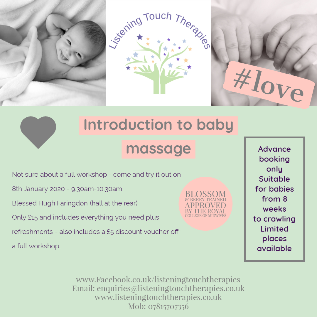 Introduction to Baby Massage