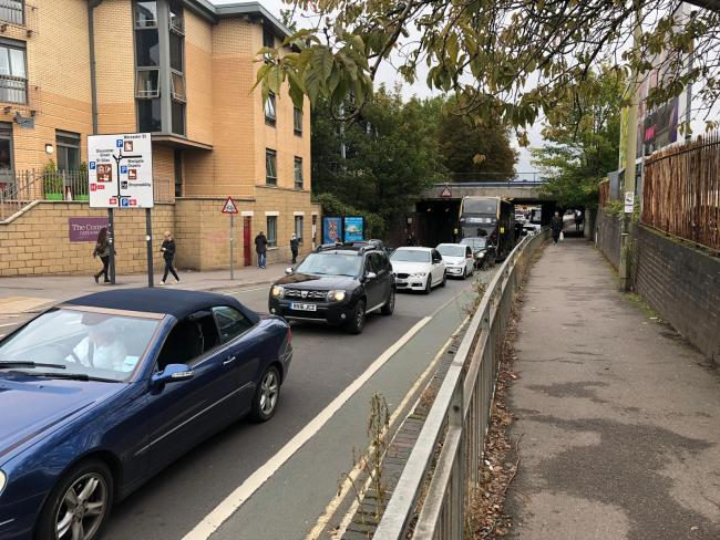 City Centre GRIDLOCK causing 40-minute delays for drivers