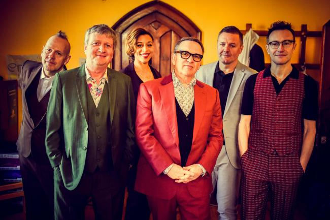 Up the junction: Squeeze are backing the Trussell Trust and food banks
