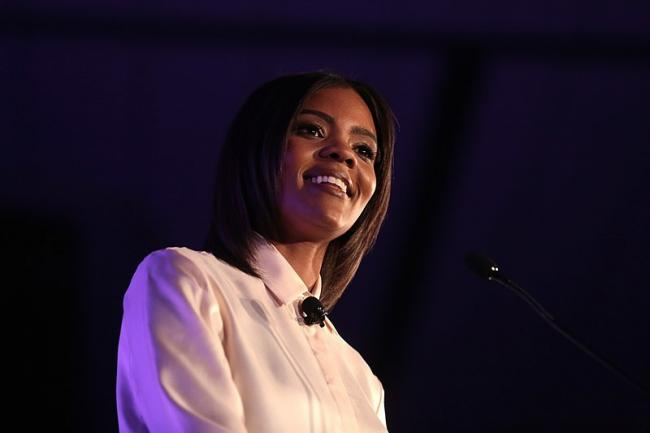 Candace Owens Picture Gage Skidmore/Wikimedia Commons