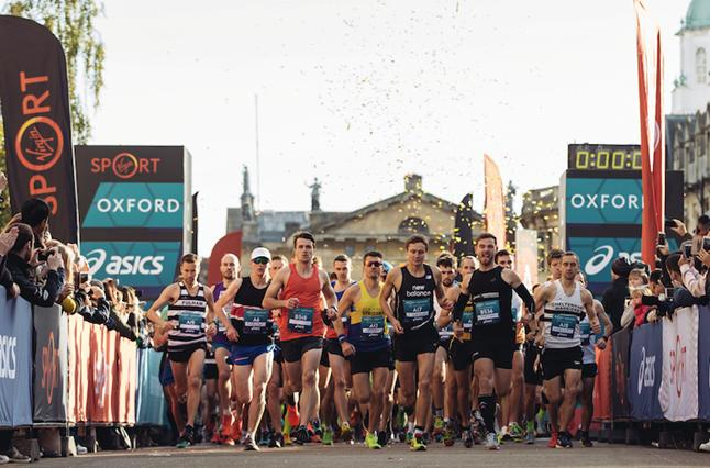 On your marks... the Oxford Half Marathon returns this weekend.