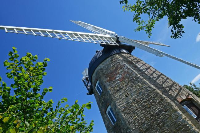 Wheatley Windmill. Picture by Simon Williams