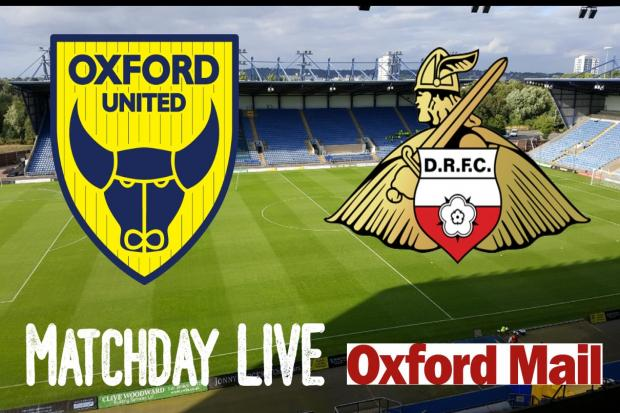 UPDATES: Oxford United v Doncaster Rovers