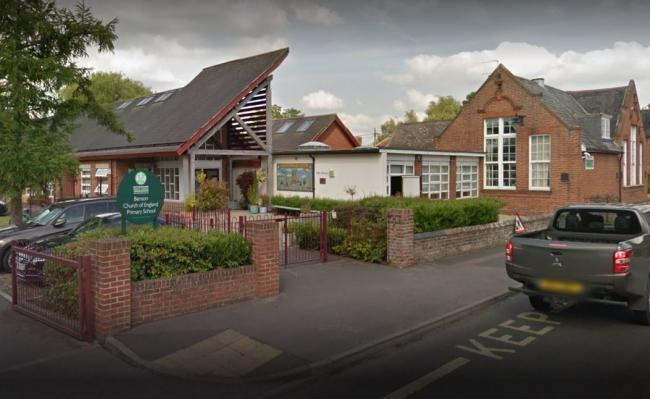 Benson CE Primary School. Picture: Google Maps