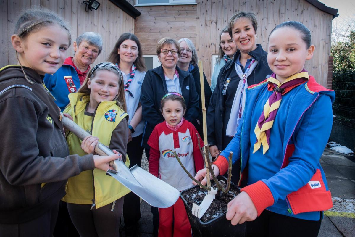 Girlguiding Kidlington to celebrate 80 years of first group