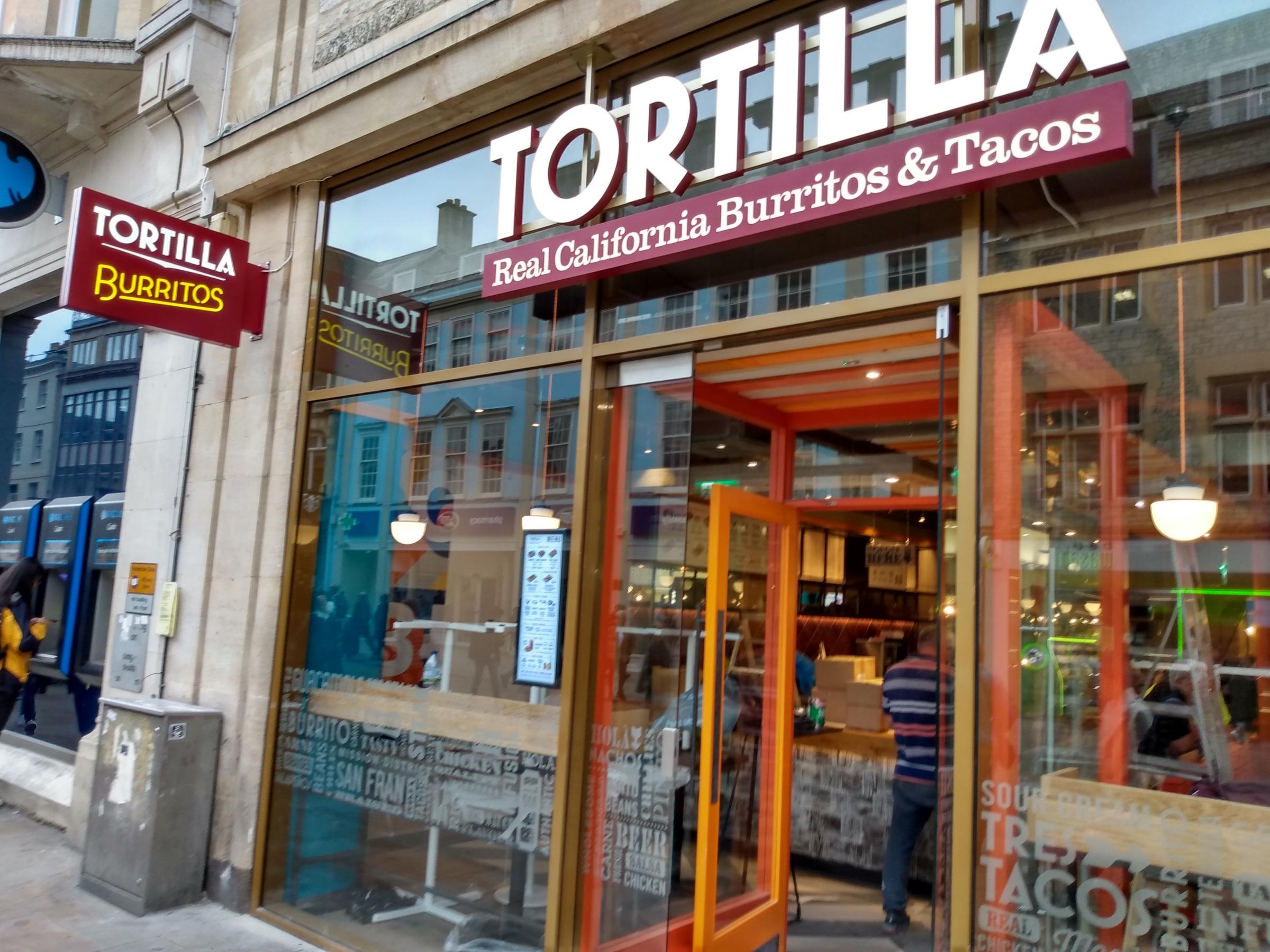 Fancy a free burrito? Try out Tortilla