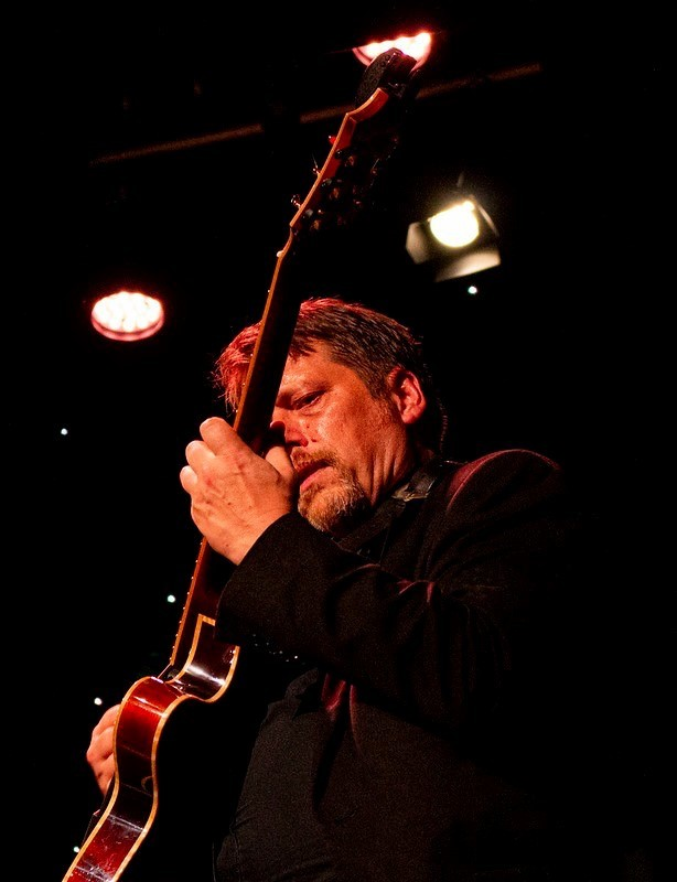 GIG REVIEW: Nigel Price @ The Spin Jazz Club, Wheatsheaf, Oxford - 'Price is right for great jazz'
