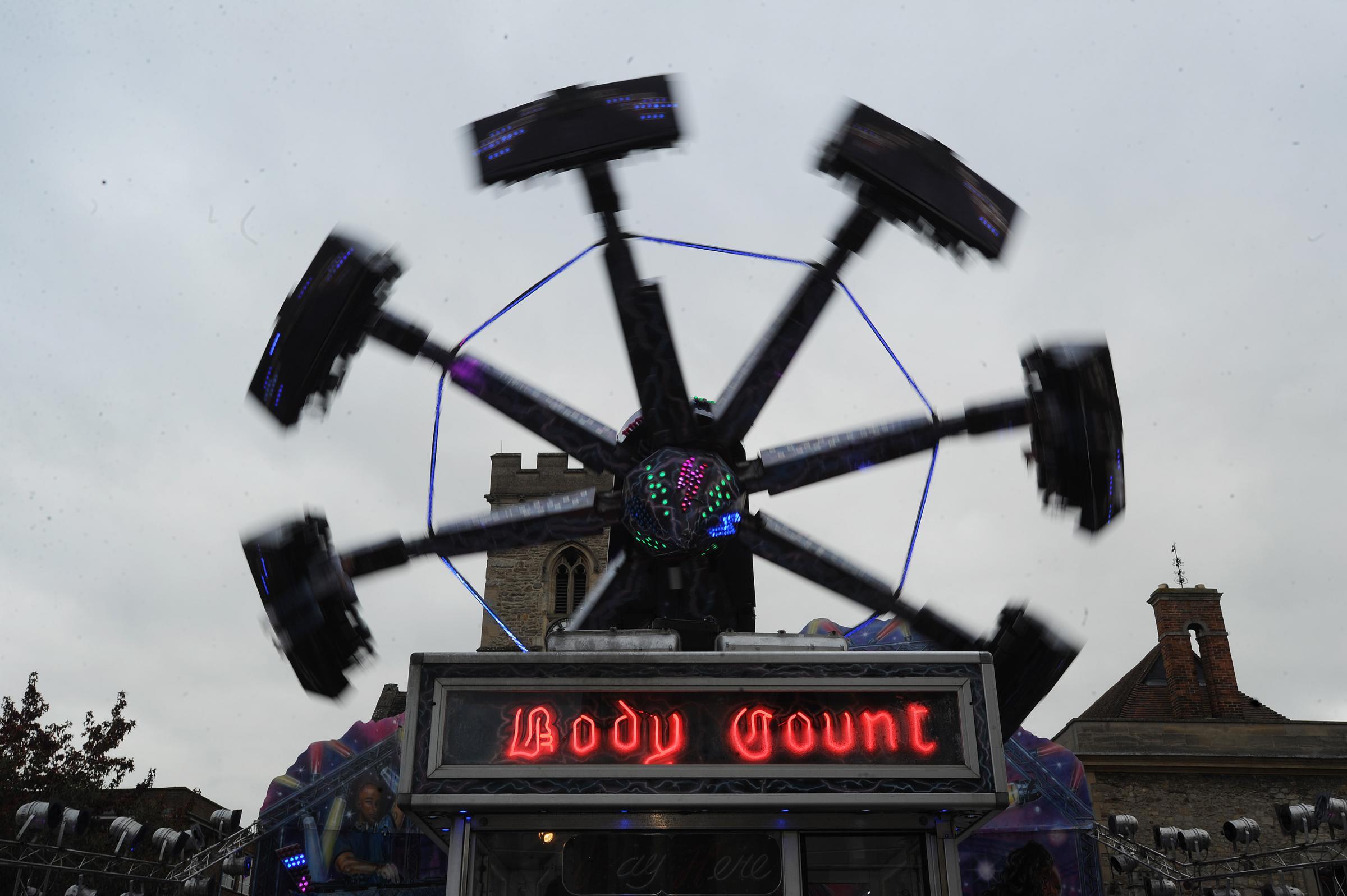 Boy, 16, attacked in homophobic assault at Abingdon fair