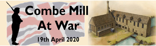 Combe Mill at War