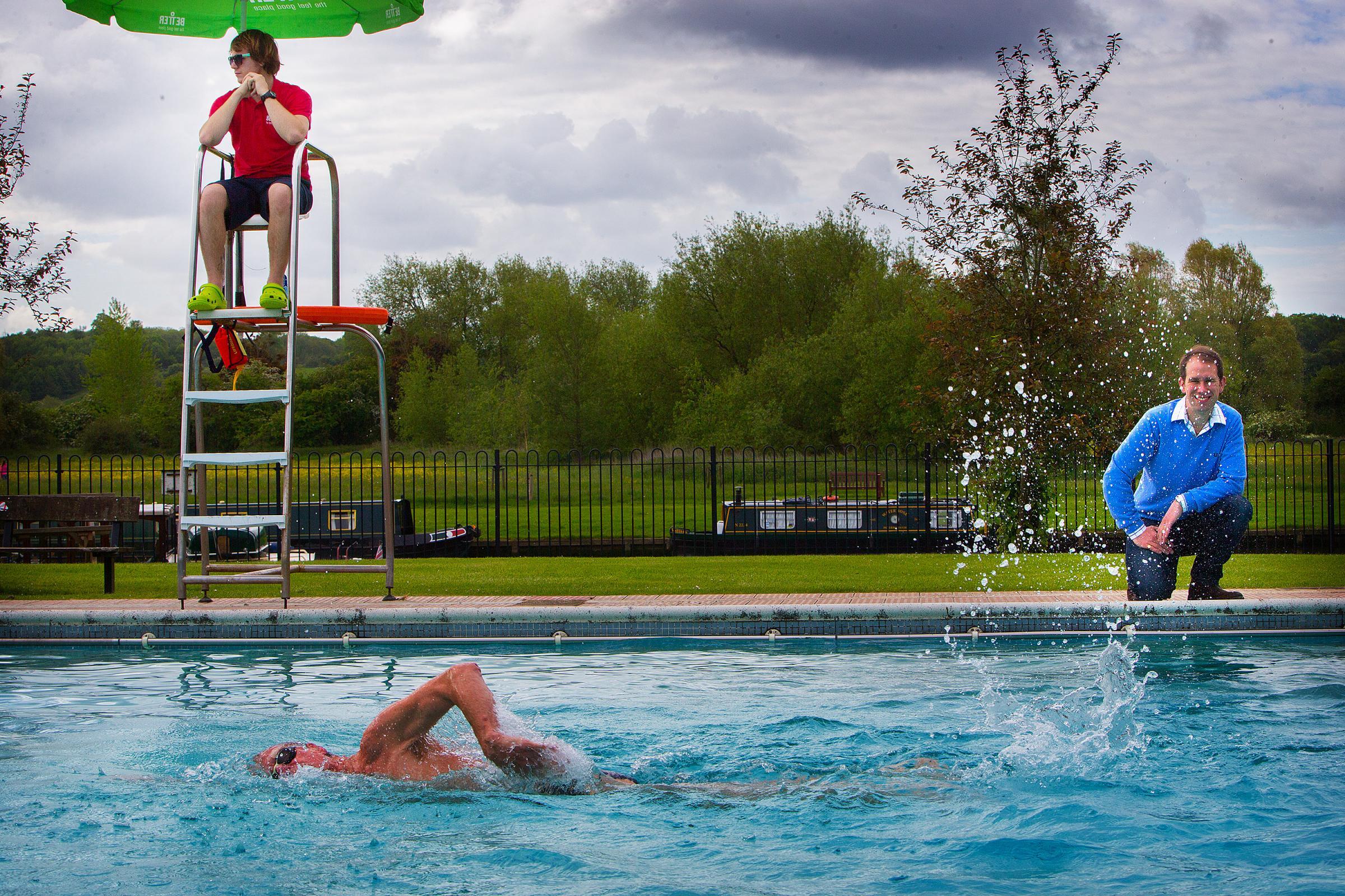 Nine Oxfordshire leisure centres join Safe Places scheme