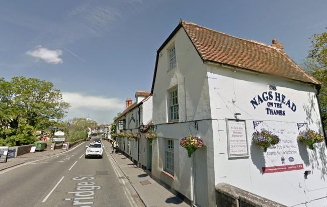 The Nags Head pub at Abingdon. Picture: Google Maps