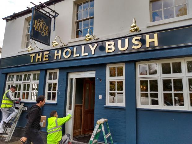 The Holly Bush Pub In Oxford Is Opening Very Soon Oxford Mail