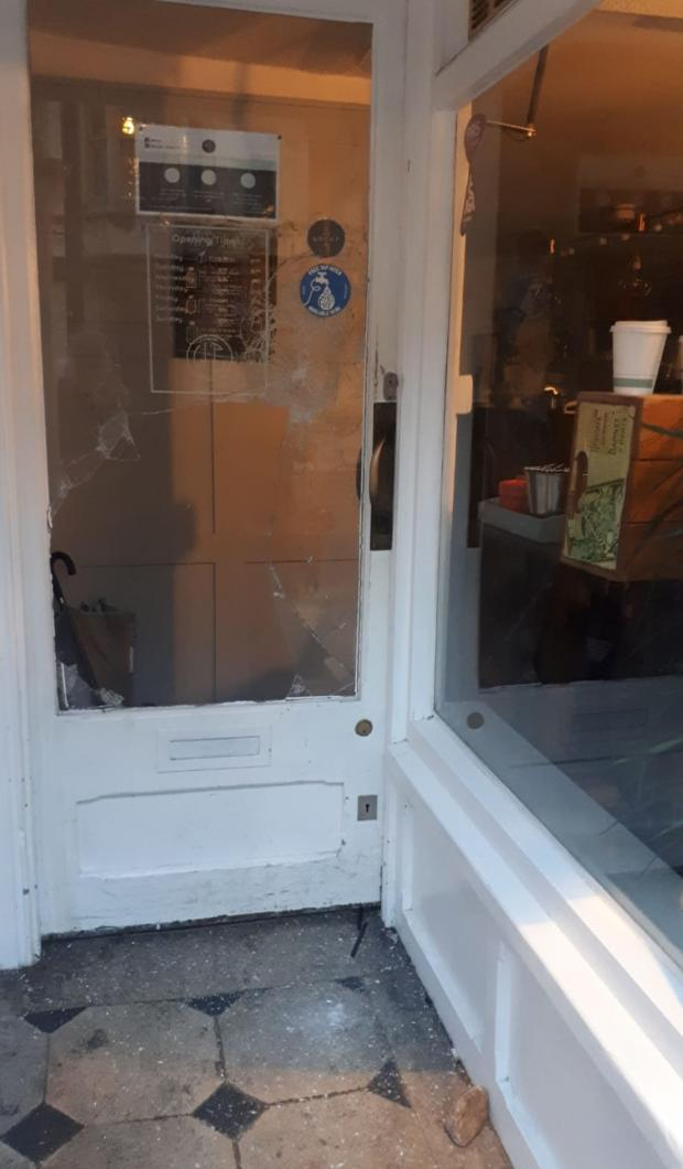 Break In At Jericho Coffee Traders Cafe In Oxford Oxford Mail