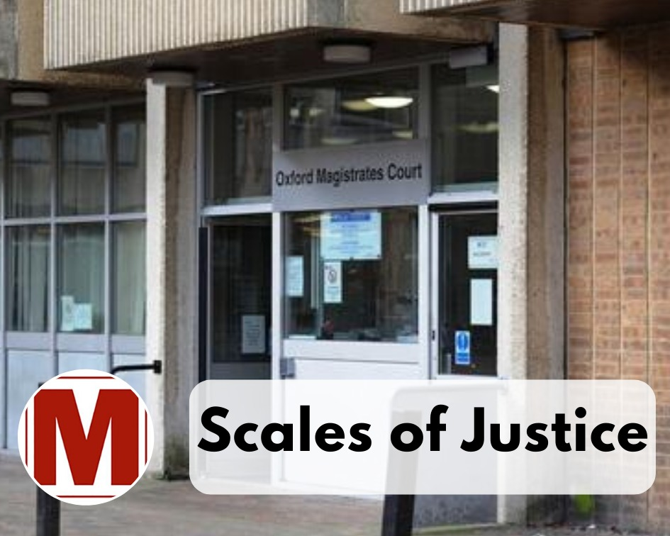 Scales of Justice: Latest court results for Oxfordshire