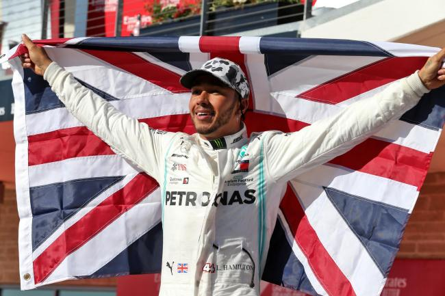 Lewis Hamilton is targeting more world championship after winning number six in Austin