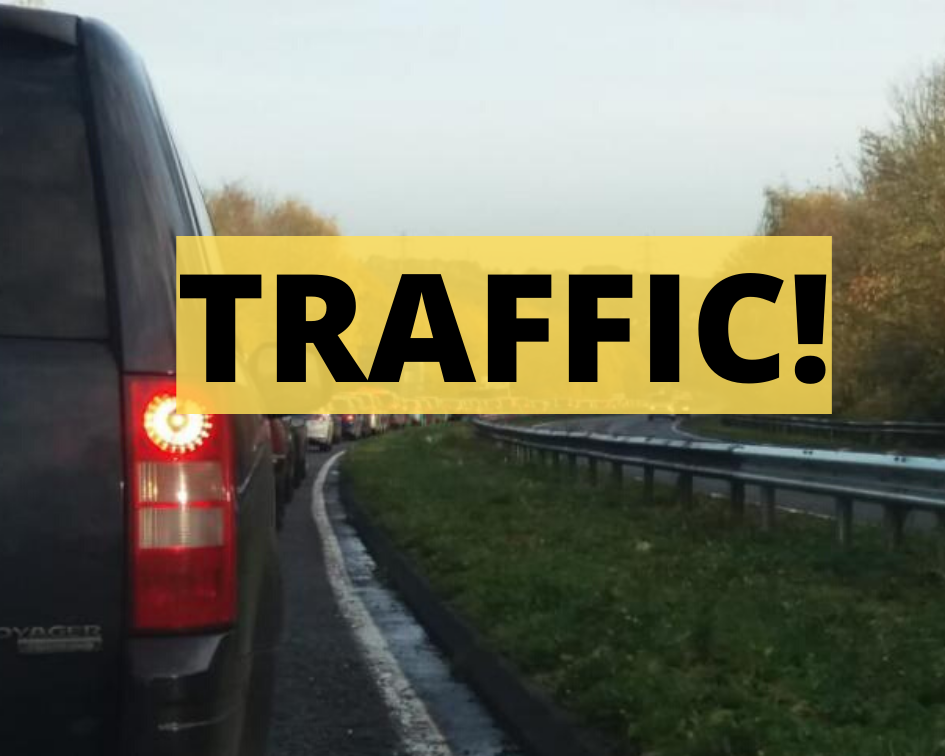 Three cars crash on A34 near Didcot
