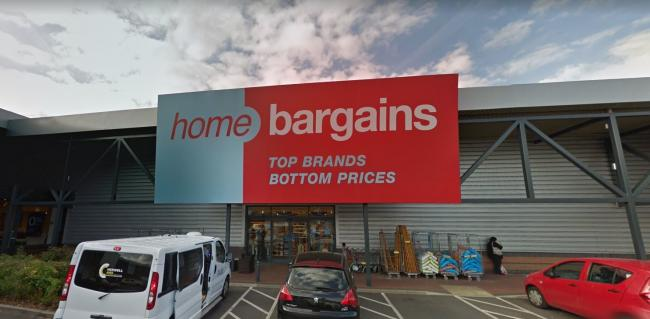 Home Bargains, Banbury. Picture: Google Maps