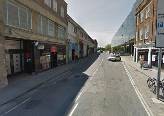 Hythe Bridge Street in Oxford. Pic: Google Maps
