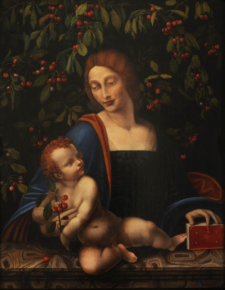 Following Leonardo: Two Madonnas Examined