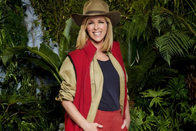 Kate Garraway on I'm A Celebrity.