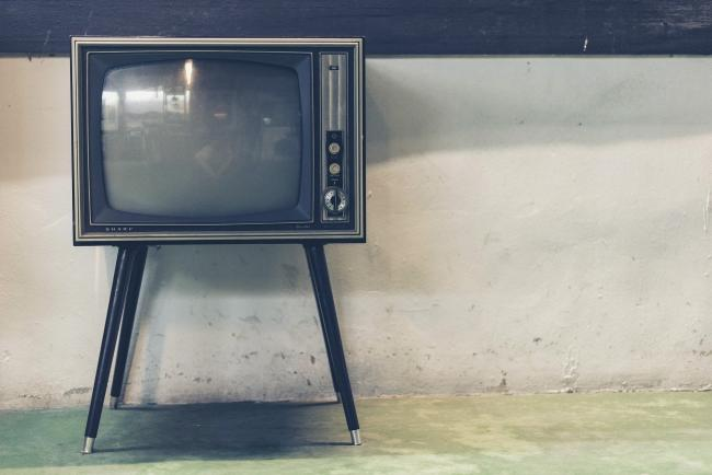 Black and white televisions are still in use in Oxfordshire. Picture: via Pixabay.