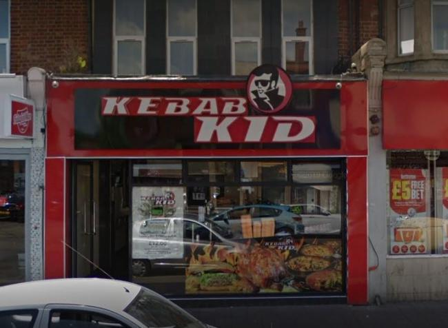 Kebab Kid, Cowley Road. Picture via Google Maps