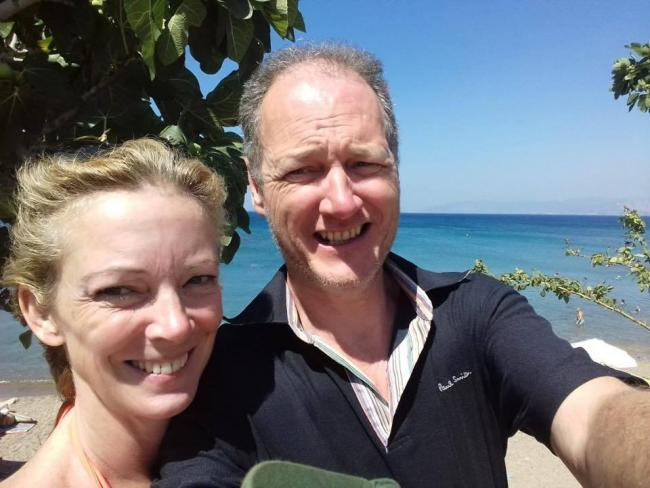 Susanna and Chris Naylor, from West Oxfordshire, died in a crash in South Africa. Picture: Facebook/ A Rocha International
