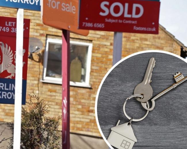 House prices in Oxford are now rising