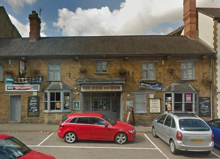 Appeal for witnesses after Dog and Gun assault