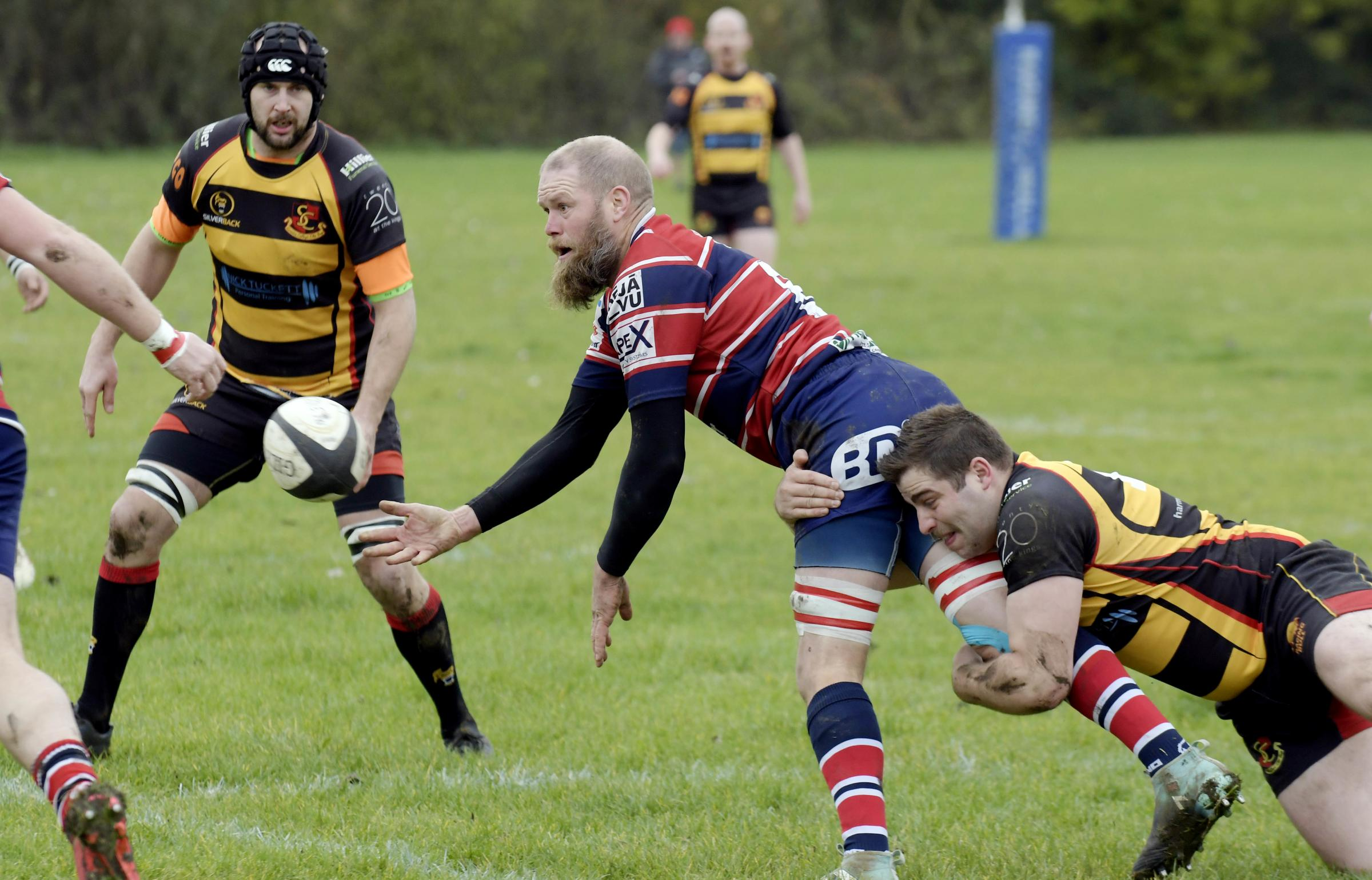 RUGBY UNION: Grove return to winning ways + round-up - Oxford Mail