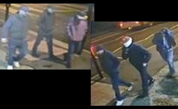 CCTV footage released of attempted burglary on The Slade