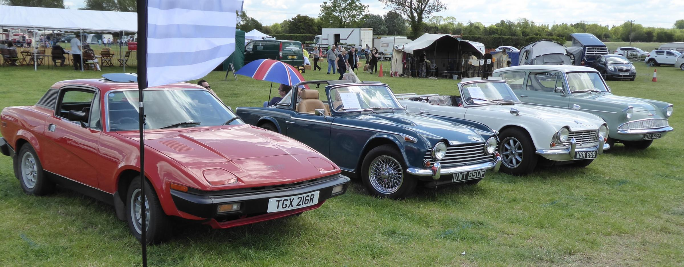 6th Lechlade Annual Vintage Rally & Country Show