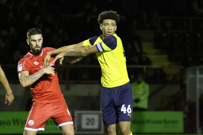 Oxford United completed their group matches with a 4-1 win at Crawley Town last week   Picture: Steve Daniels