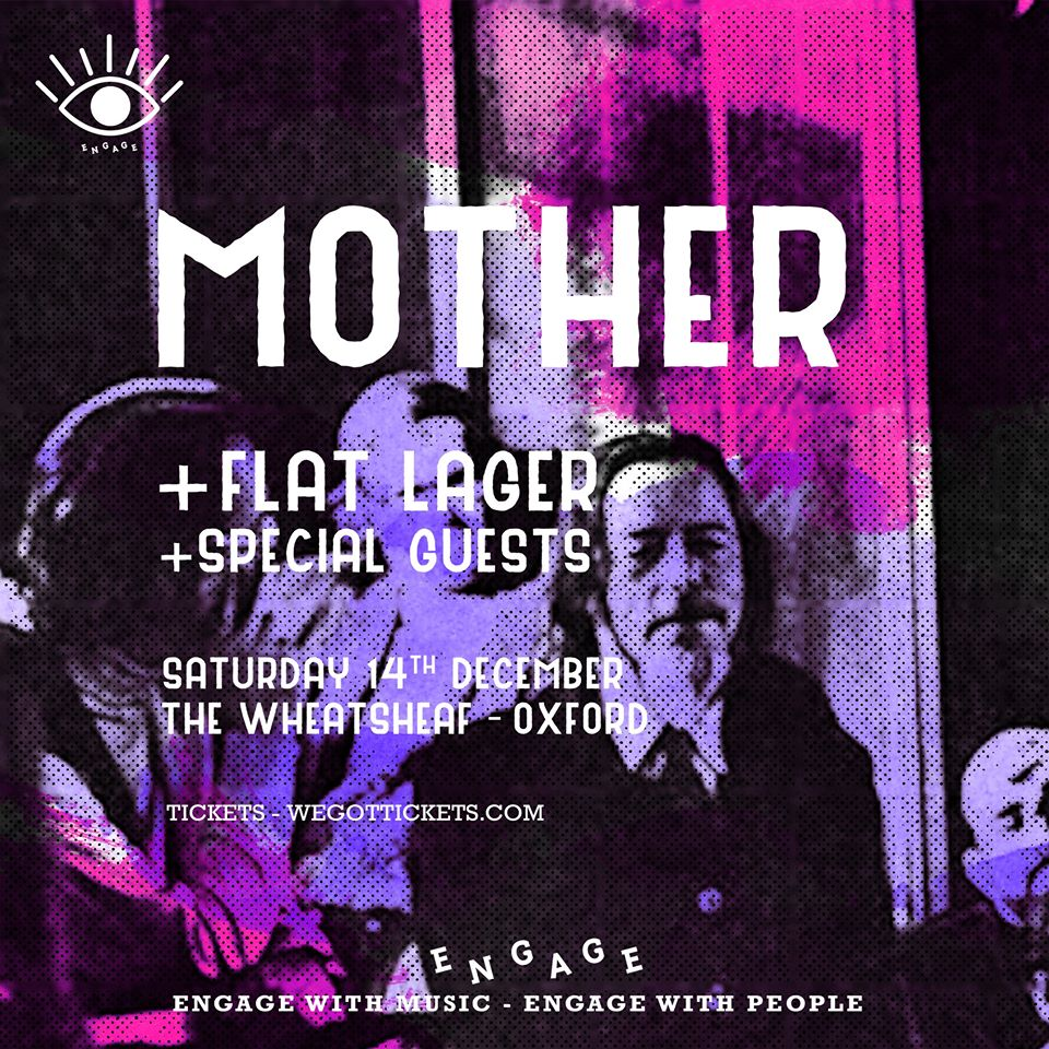 Mother + Flat Lager + Special Guests